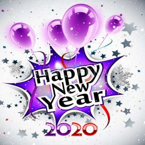 تصاویر پروفایل تبریک سال نو میلادی 2020