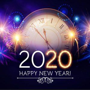 تصاویر پروفایل سال نو میلادی 2020