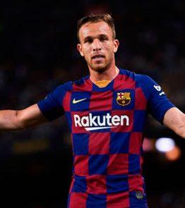 دلیل اصلی مصدومیت آرتور ملو هافبک بارسلونا مشخص شد