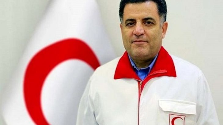 رئیس هلال احمر بازداشت شد