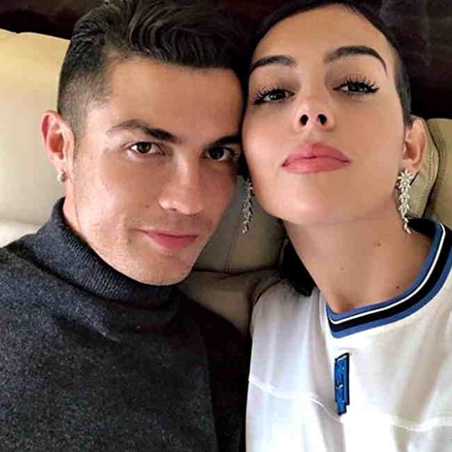 عکس رونالدو و همسرش جدید ترین ها