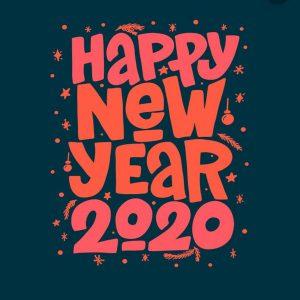 عکس های پروفایل تبریک سال نو میلادی 2020