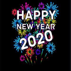 عکس پروفایل تبریک سال نو میلادی