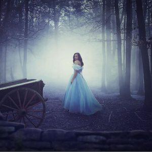 عکس پروفایل تنهایی دخترونه جنگل