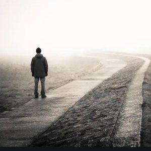 عکس پروفایل تنهایی پسرونه جاده