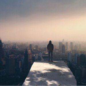 عکس پروفایل تنهایی پسرونه در شهر
