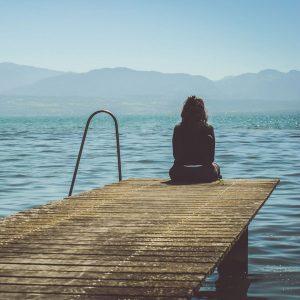 عکس پروفایل دخترونه تنهایی