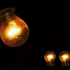 عکس پروفایل مفهومی لامپ