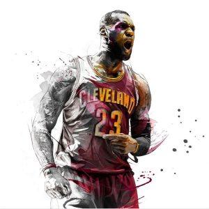 عکس پروفایل ورزشی بسکتبال