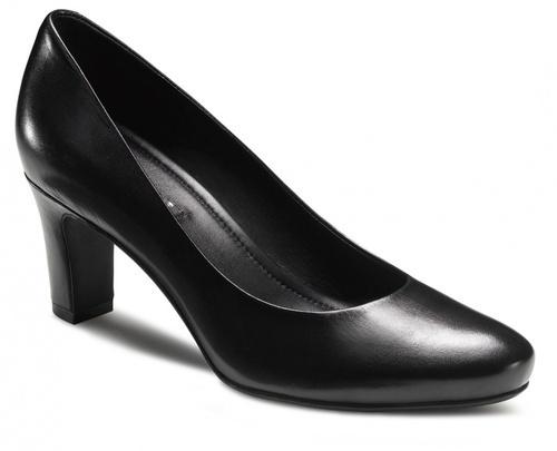 مدل ساده و کلاسیک کفش براق زنانه 2020 رسمی