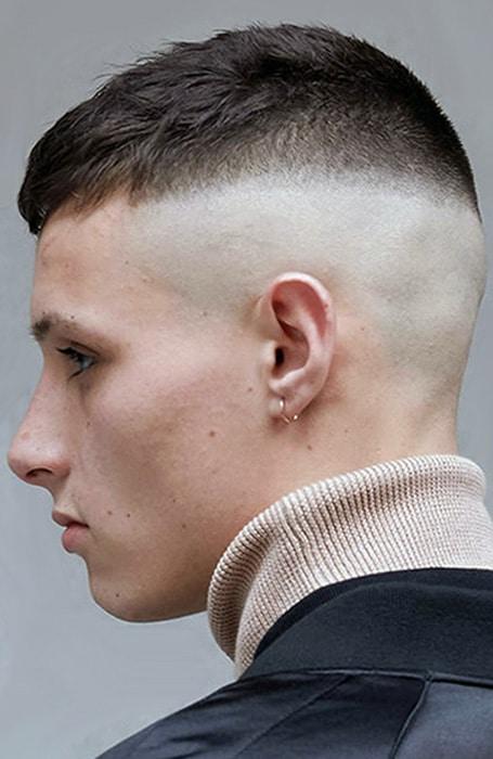 مدل مو دور سفید 2020