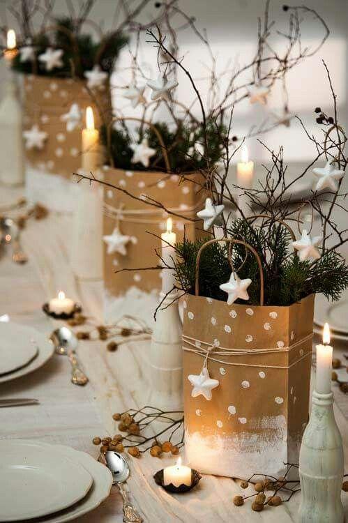 مدل میز روشن با طراحی زیبا مخصوص کریسمس سال 2020 میلادی