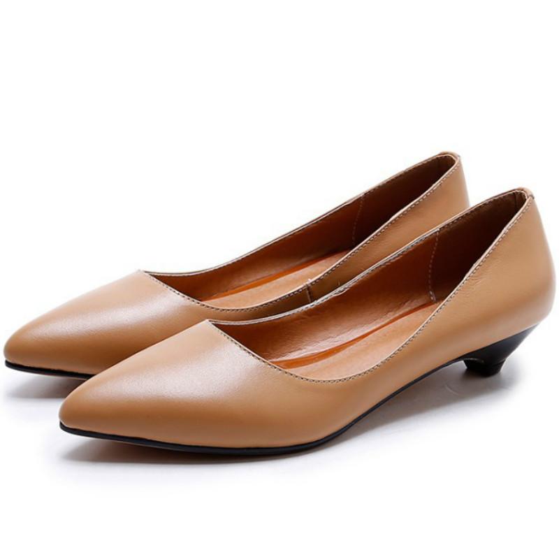 مدل کفش کرم رنگ 2020 جذاب و زیبای زنانه