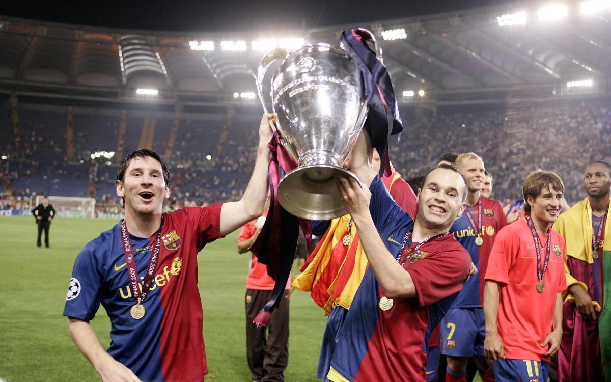پیروزی لیگ قهرمانان 2009