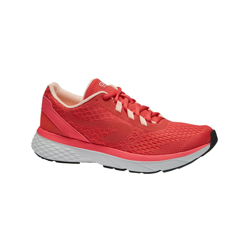 کفش اسپرت قرمز دور سفید زنانه و دخترانه 2020