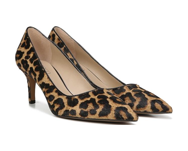 کفش زیبای پلنگی زنانه و دخترانه 2020
