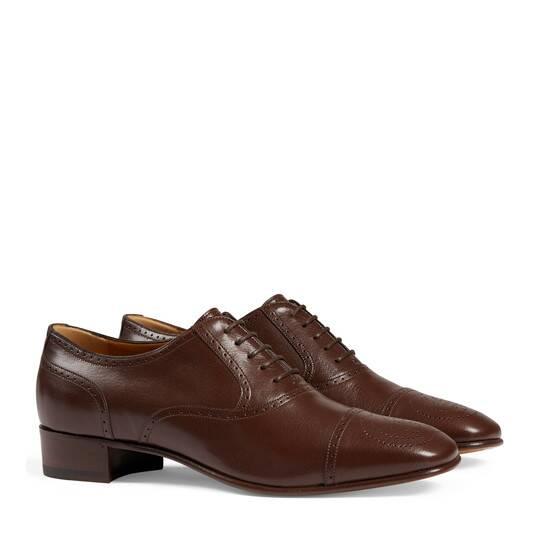کفش قهوه ای رنگ دیدنی و خاص مردانه و پسرانه 2020