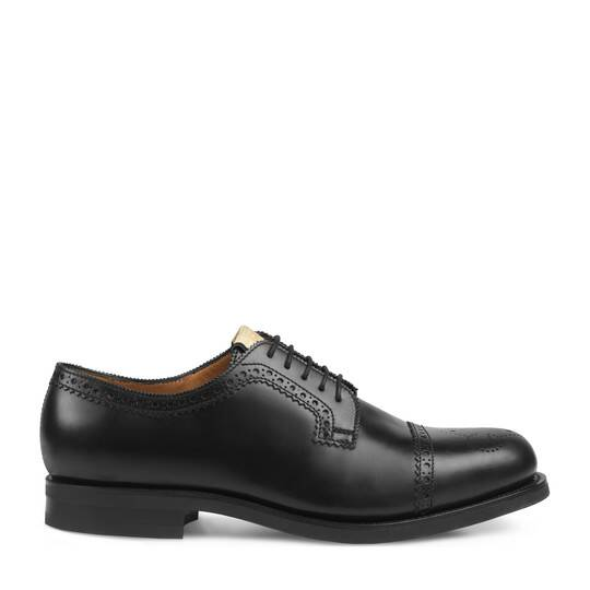 کفش مشکی زیبا و دیدنی 2020 مردانه