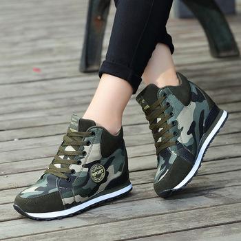 کفش نظامی اسپرت برای خانم های شیک پوش 2020