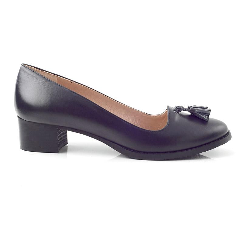 کفش پاپیون دار مشکی رنگ مخصوص خانم های جذاب 2020