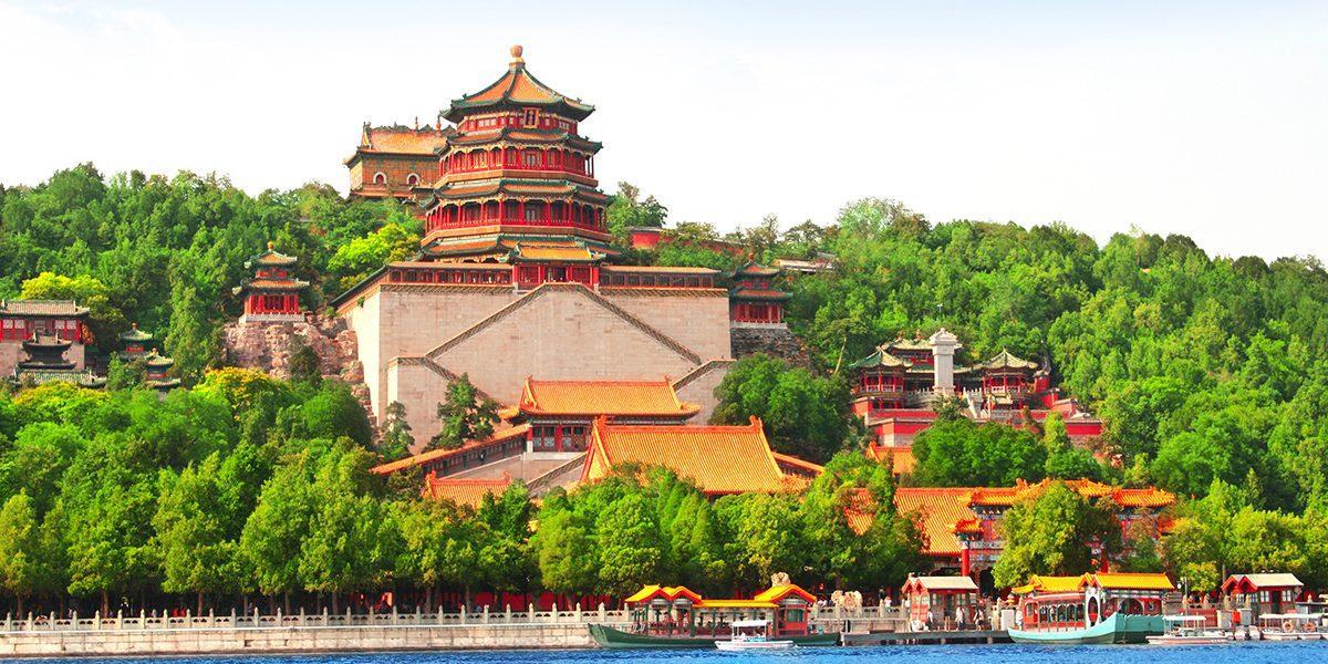 مکان های تابستانی تفریحی پکن چین