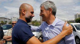 اظهار نظر پپ گواردیولا در مورد مربی جدید بارسلونا