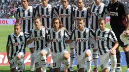 ترکیب یوونتوس ۲۰۱۱ در لیگ ایتالیا