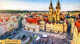 تصاویر-شهر-پراگ،-پایتخت-جمهوری-چک