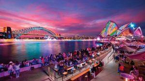 عکس شگفت انگیز شهر سیدنی