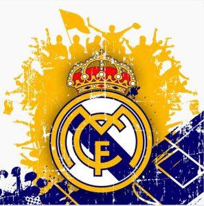 لوگو رئال مادرید hd