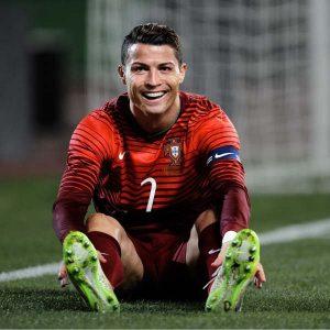 عکس پروفایل فوتبالی رونالدو در پرتغال