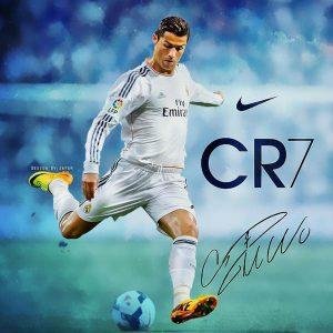 عکس پروفایل فوتبالی رونالدو
