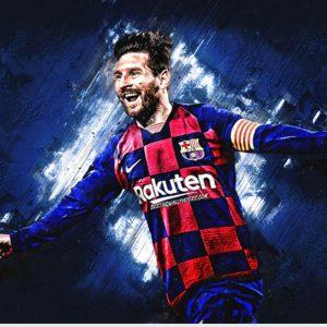 عکس پروفایل فوتبال لیونل مسی
