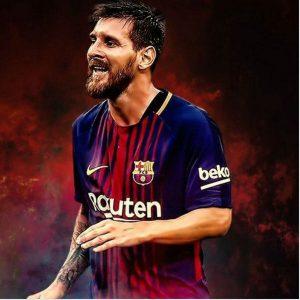 عکس پروفایل فوتبالی مسی