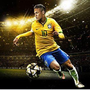 عکس پروفایل فوتبالی نیمار برزیل