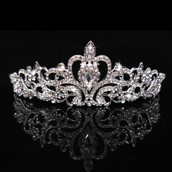 مدل تاج عروس 99 ساده و دیدنی پادشاهی شیک