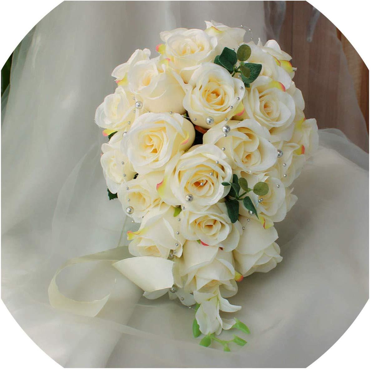 مدل دسته گل کلاسیک 99 عروس