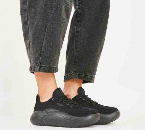مدل کفش رسمی زنانه عید نوروز 99 مشکی