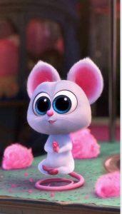 والپیپر کارتونی موش