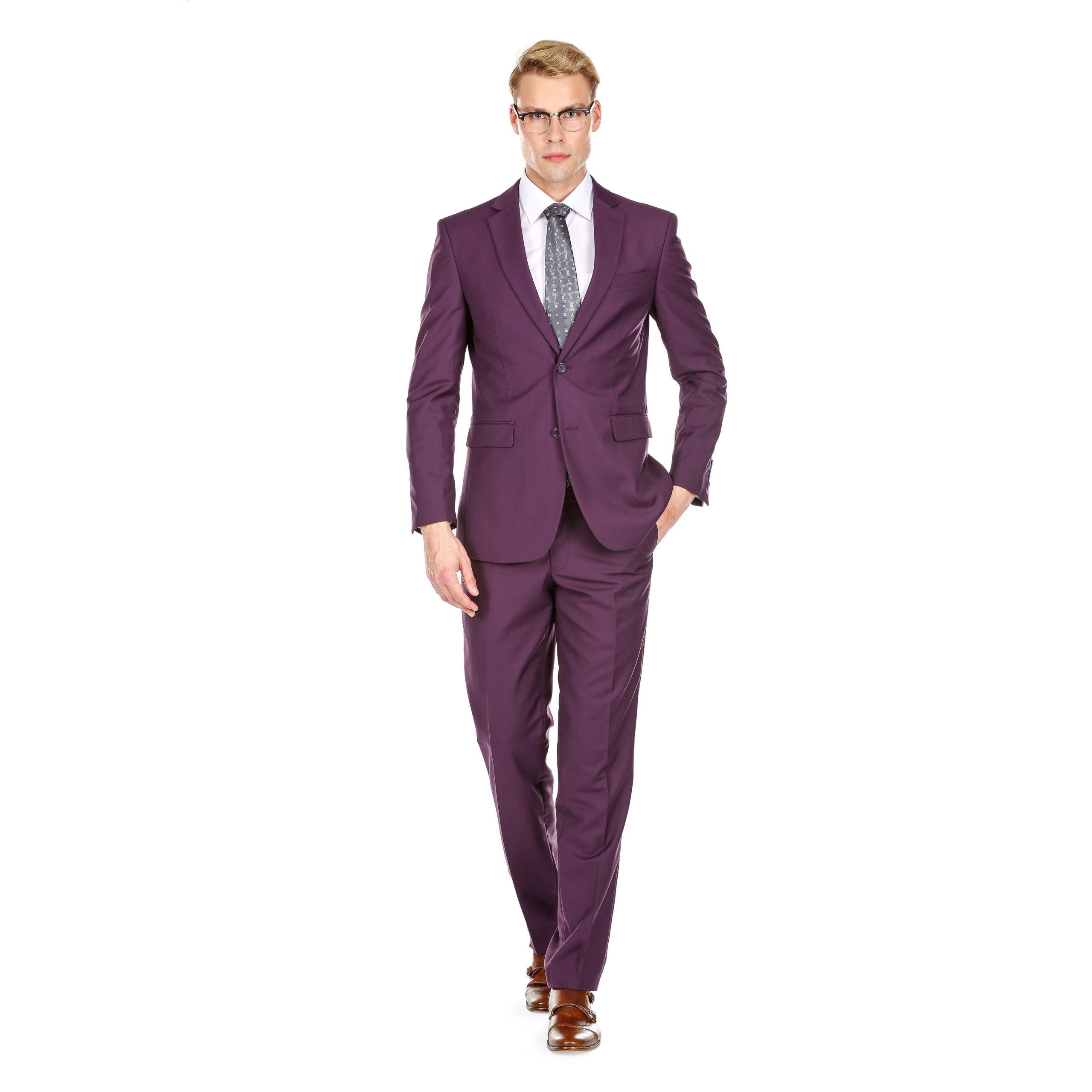 کت بنفش مناسب سال 99 پسرانه و مردانه شیک و خاص