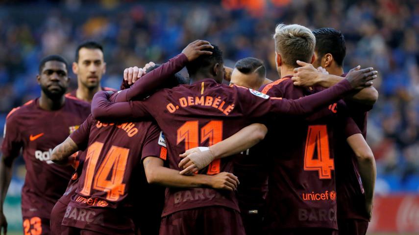 کیت دوم بارسلونا 2017