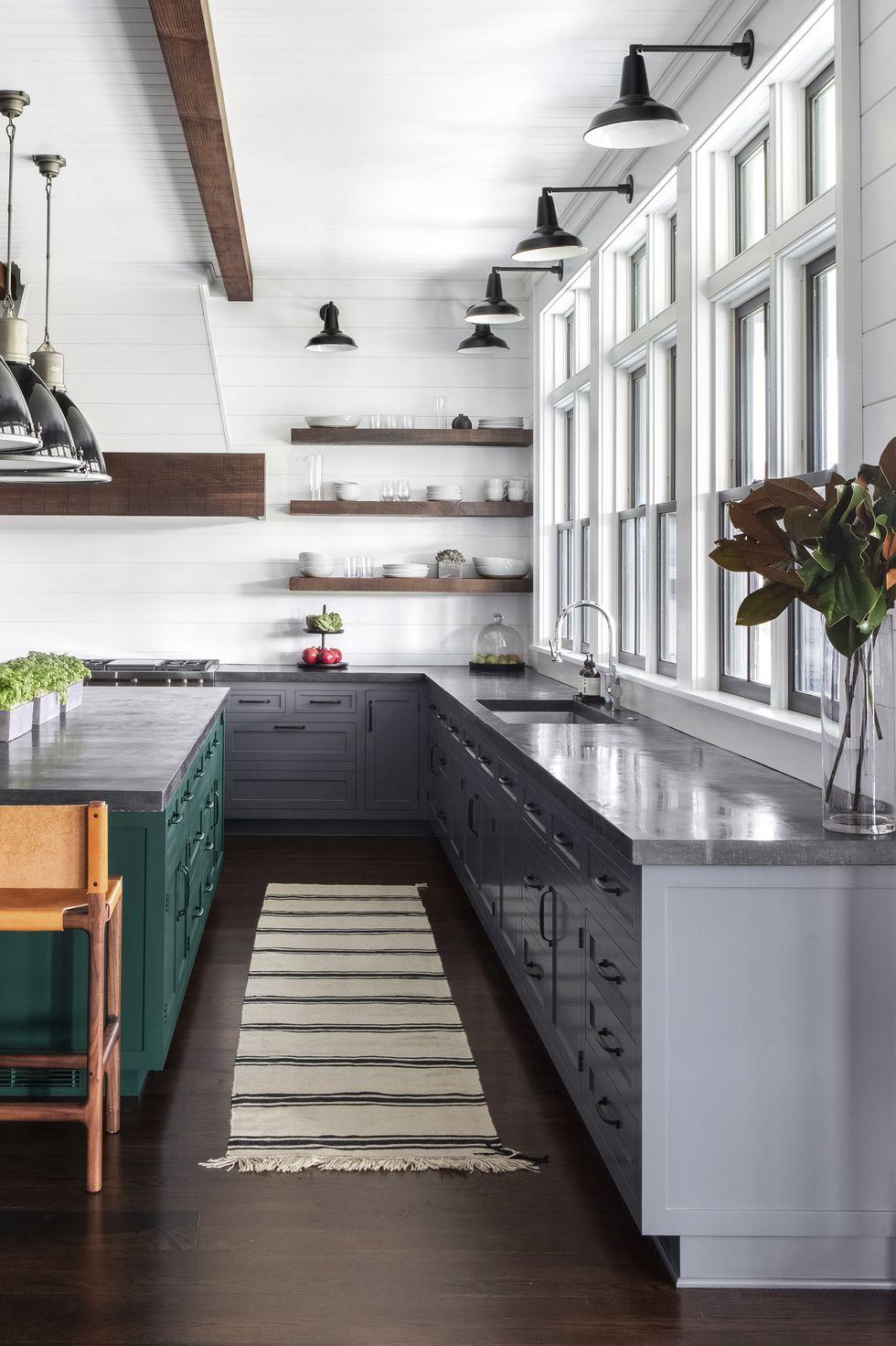 طراحی فوق مدرن آشپزخانه در سال 2020