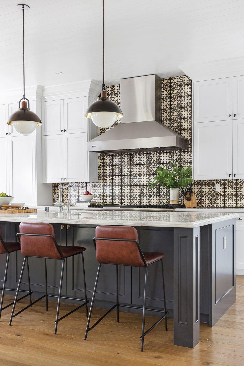 طراحی سرد و ساده آشپزخانه 2020