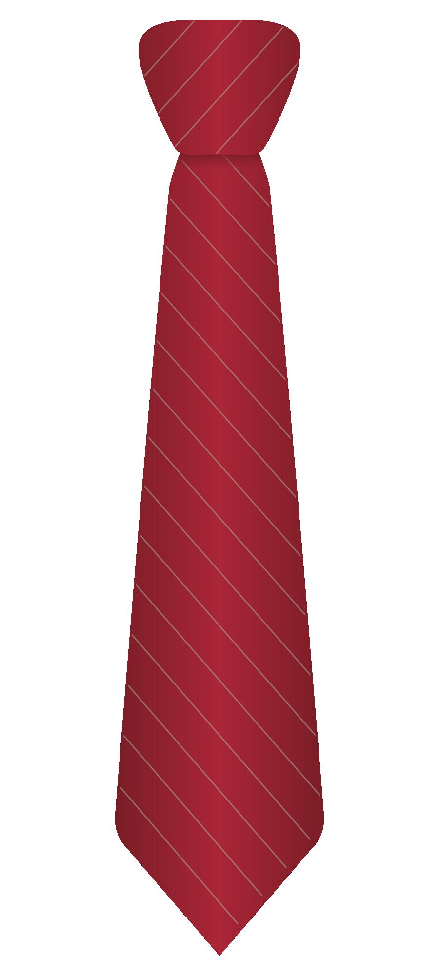 کراوات سرخ رنگ خاص