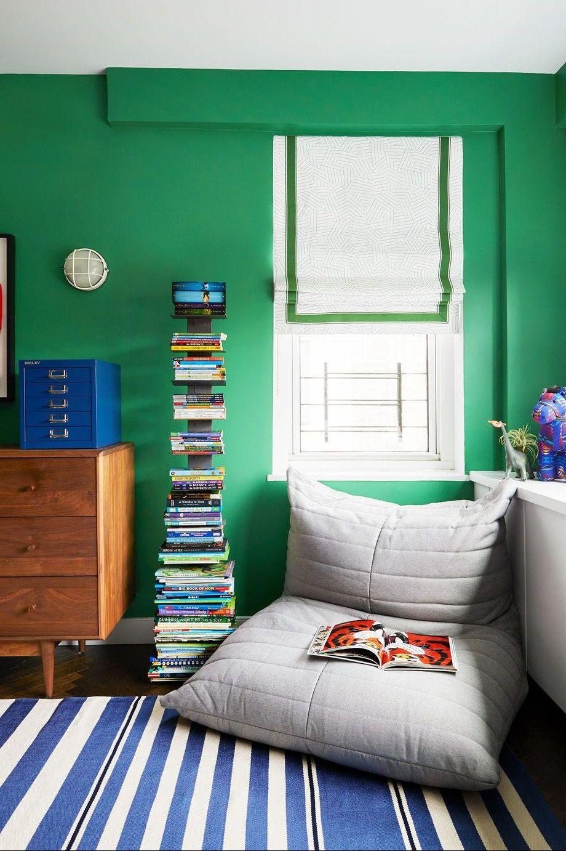 مدل اتاق خواب سبز پسرانه 2020