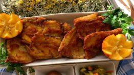 طرز-تهیه-سبزی-پلو-با-ماهی