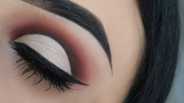 مدل لاکچری آرایش چشم عید ۹۹
