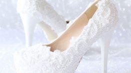 کفش شیک و خاص دیدنی عروس مناسب سال ۲۰۲۰