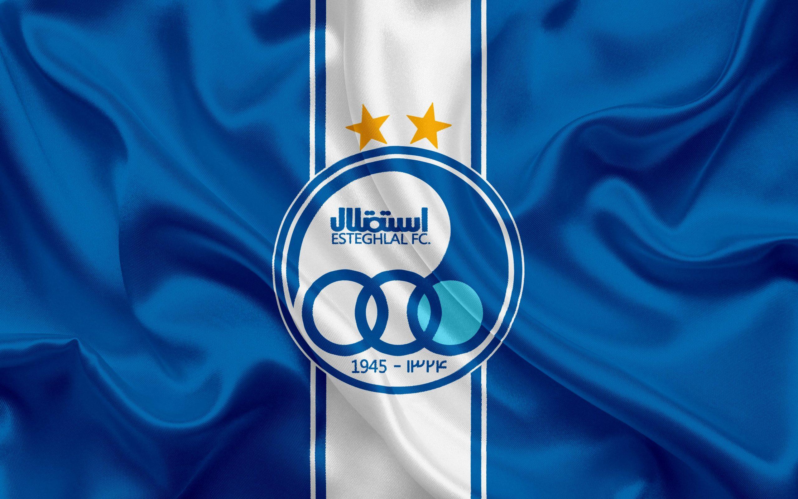 پرچم لوگوی استقلال
