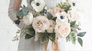 دسته گل عروس جدید مدل 99
